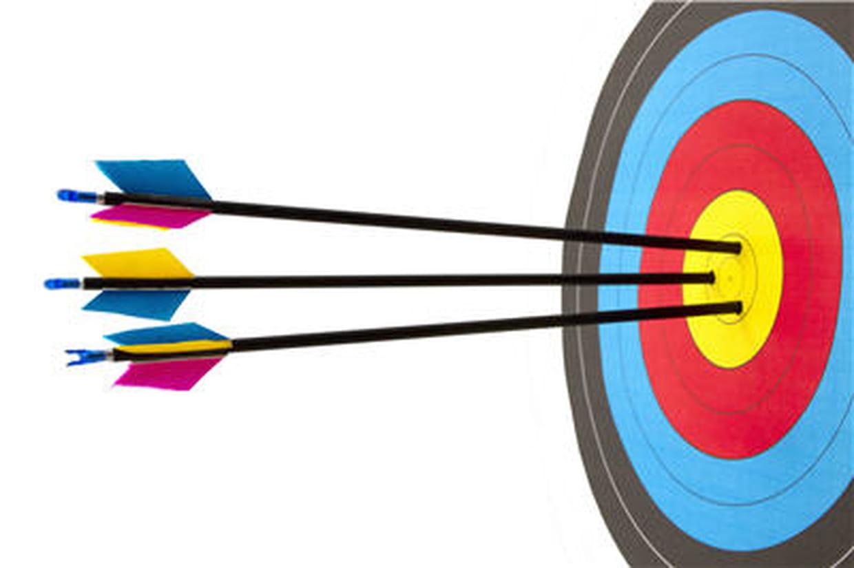 Comprendre les couleurs de la cible au tir l 39 arc - Comprendre la couleur ...
