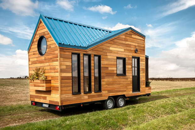 Une Tiny House Moderne
