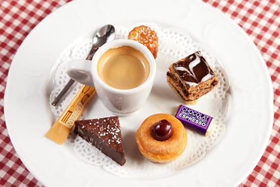 Le Gruber  - Café Gourmand -