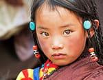 Dolma, la petite Khampa