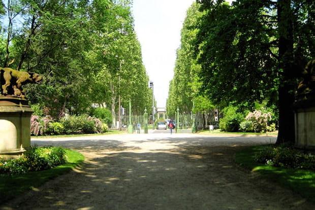 Le jardin des plantes - Restaurant jardin des plantes toulouse ...