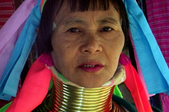 Portrait de Thaïlande