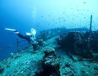 Truk Lagoon : le grand cimetière sous la mer