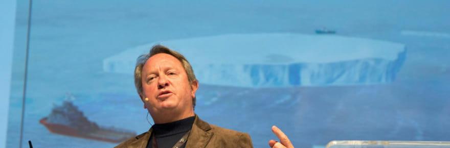 Afrique du Sud: la pêche aux icebergs, le projet fou pour sauver Le Cap de la sécheresse