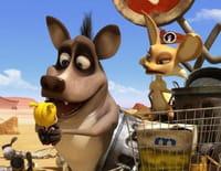 Sherlock Yack : zoo-détective : Qui a cambriolé le tapir ?