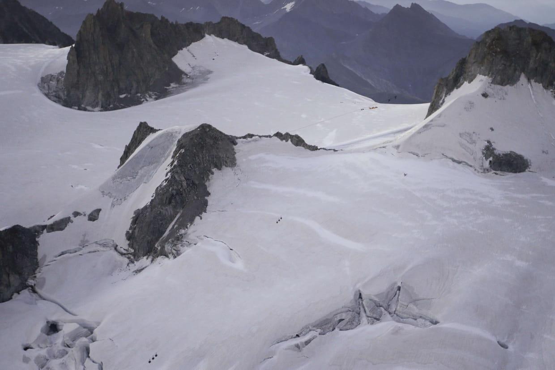 Les trois alpinistes morts dans le Mont-Blanc vivaient à La Réunion