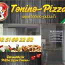 Tonino Pizza  - nouvelle façade -   © giuseppe