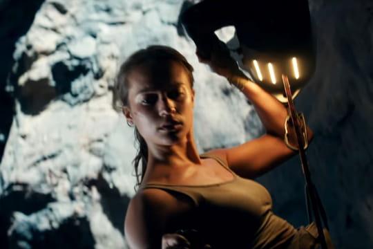 Alicia Vikander est Lara Croft dans la bande-annonce de Tomb Raider