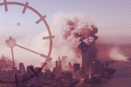 Les attentats du 11septembre heure par heure
