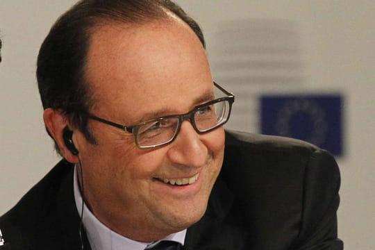 """Présidentielles 2017 : Hollande explique comment """"être sûr"""" d'être élu"""