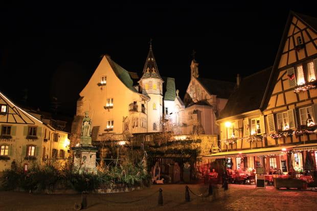 Le marché de Noël d'Eguisheim