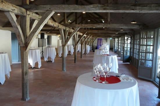 Château de la Perrière  - Cocktail dans l'Orangerie -