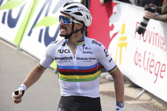 Flèche Wallonne: Julian Alaphilippevainqueur, le classement final