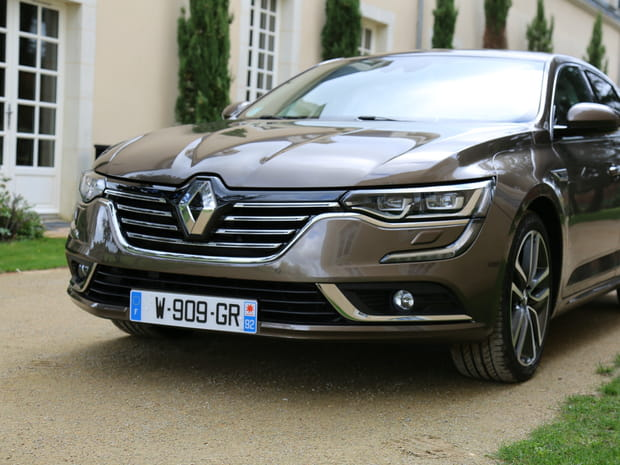 Essai Renault Talisman : enfin une belle berline chez Renault!