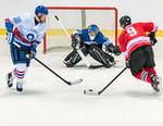 Hockey sur glace - Chicago Blackhawks / Toronto Maple Leafs
