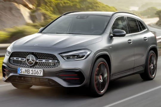 Mercedes GLA: le nouveau SUV compact dévoilé, la date de sortie [photos]