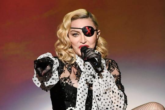 Madonna: après son show raté à l'Eurovision, le replay falsifié