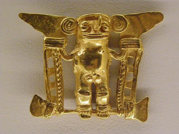 Le musée de l'Or précolombien