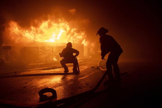 Incendie en Californie: des images terribles, la menace s'amplifie