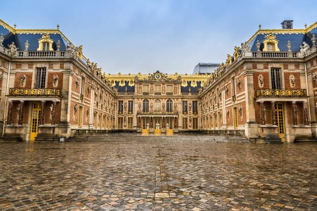 Plus grand château du monde : Versailles