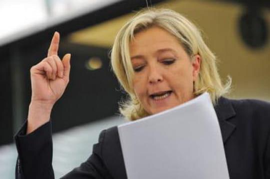Programme du FN: ce que prépare Marine Le Pen pour l'Europe