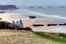 Visite historique des plages du débarquement