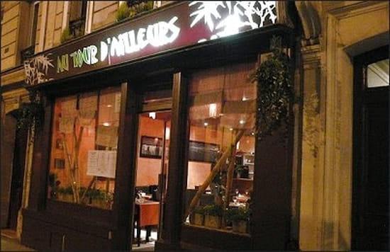 Restaurant Autour d'Ailleurs   © memmi stephane