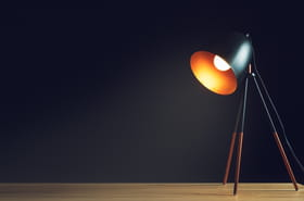 Lampe de bureau: choisir le meilleur modèle design, led, sans fil...