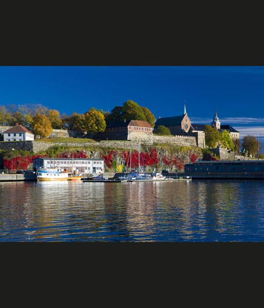 """Oslo, la """"Ville du tigre"""""""