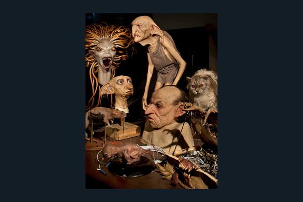Les créatures du film