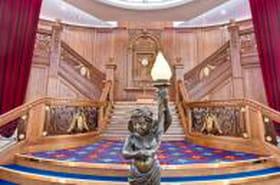 Visite du Titanic en images