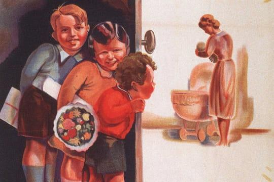 actualite societe fete grands meres date cadeaux origine tout savoir jour mamies
