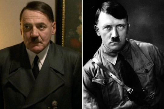 Adolf Hitler par Bruno Ganz