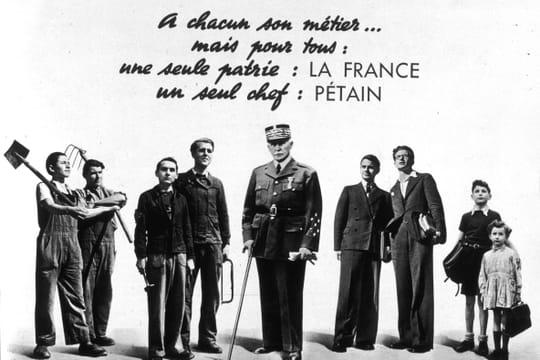 Régime de Vichy: résumé, dates, composition du régime de collaboration