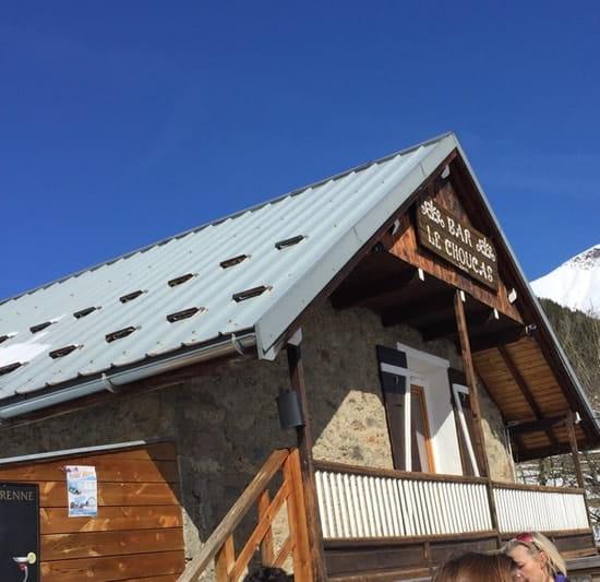 Restaurant : Le Choucas