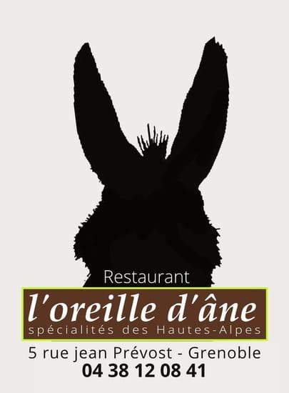L'Oreille d'Âne  - le logo -