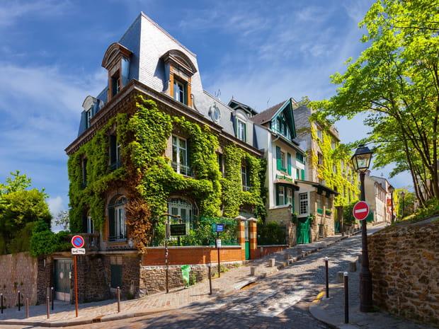 L'esprit village de Montmartre