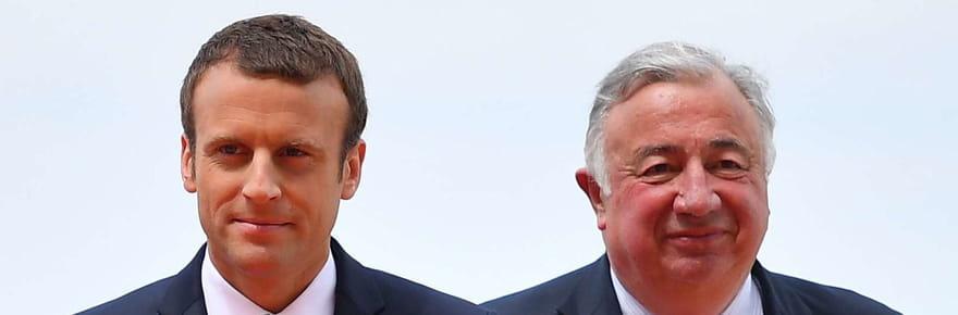 Elections sénatoriales: le résultat, une défaite pour Macron?