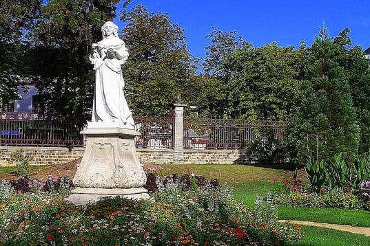 Jardin des plantes de vitr - College du jardin des plantes poitiers ...