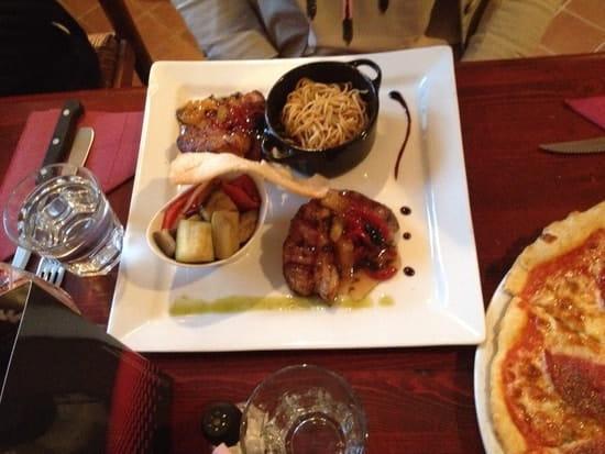 Restaurant le Valmarie  - nos plats -
