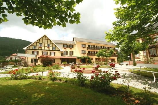 Parc Hotel  - facade de l' hotel et du restaurant -   © gihr olivier