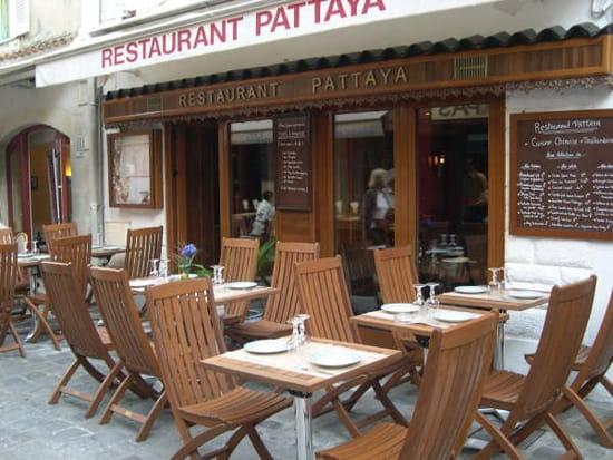 Restaurant Pattaya  - Terrasse en été -