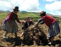 Les nouveaux explorateurs : Fred Chesneau au Pérou