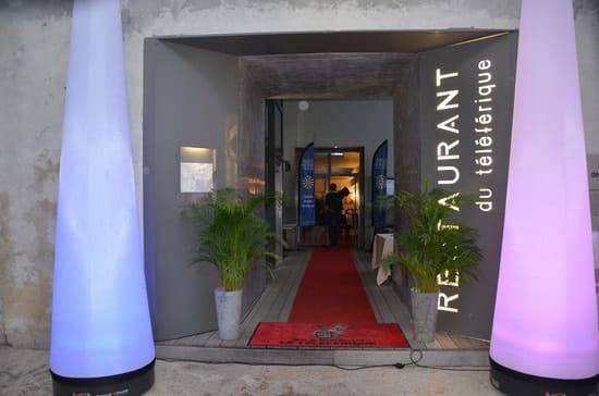 Restaurant le Téléférique  - Entrée -   © restaurant-teleferique.com