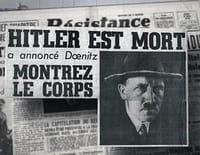 Mort d'Hitler, l'histoire d'un secret d'Etat