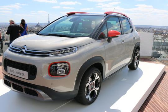 Citroën C3Aircross: enfin présenté, toutes les photos