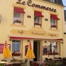 Le Commerce  - Façade du restaurant -