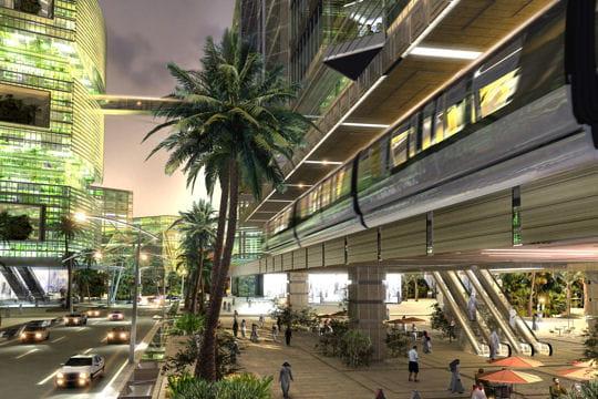 Voici les villes du futur