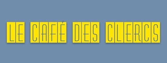 Restaurant : Café des Clercs  - Logo -   © non
