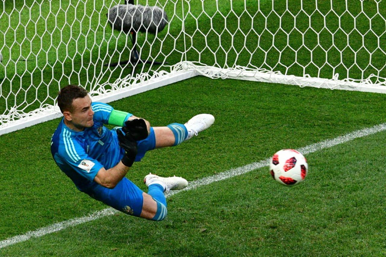 Mondial: la Russie élimine l'Espagne 4tirs au but à 3(1-1après prolongation)